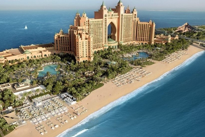 Atlantis The Palm*****, Dubai