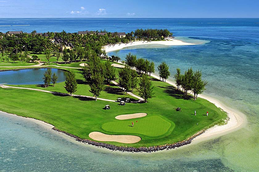 Beachcomber Hotel Paradis Golf Club *****, Le Morne, Mauritius